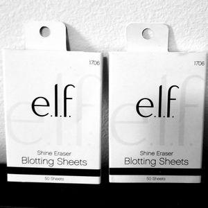 ⭐Free add-on⭐ELF blotting sheets (100, new)